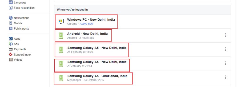 facebook account ko hacker se kaise bachaye