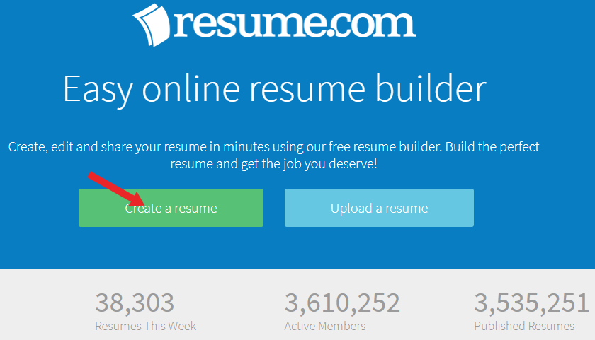 resume.com se resume kaise banaye 2018