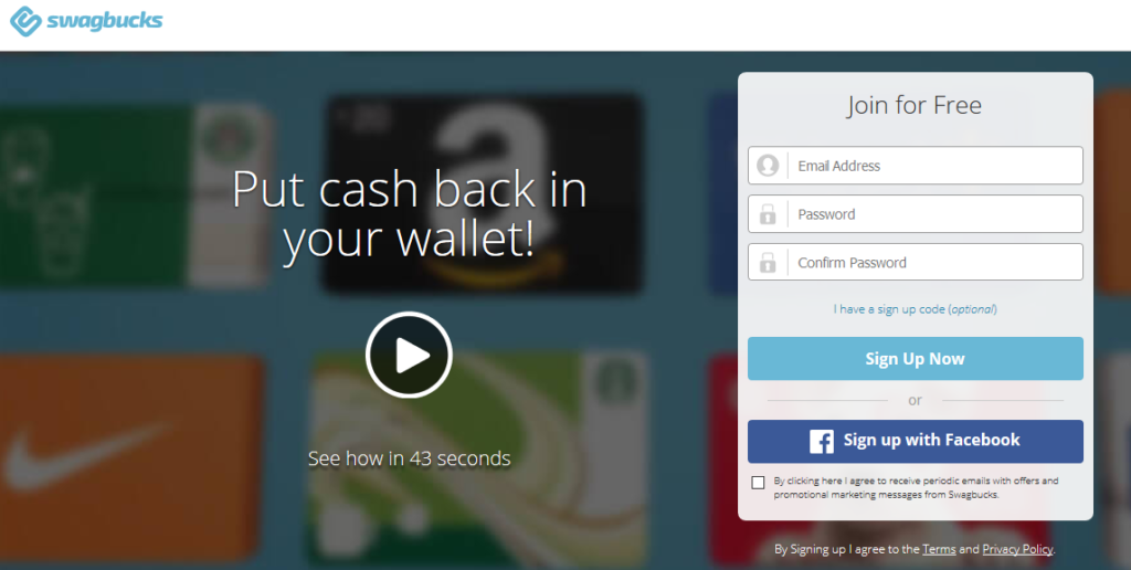 how to make money using swagbucks