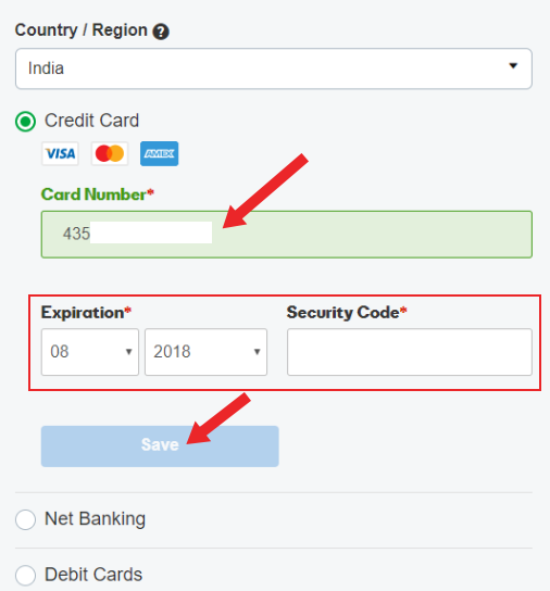 how to create account on godaddy