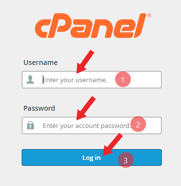 how to login cpanel in hindi