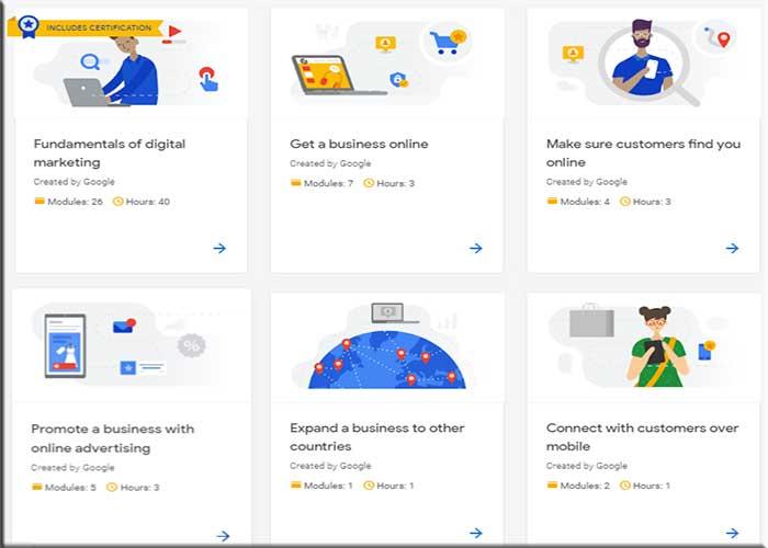 best free online digital marketing courses