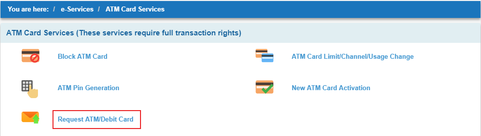 How to apply new sbi atm card online 2019