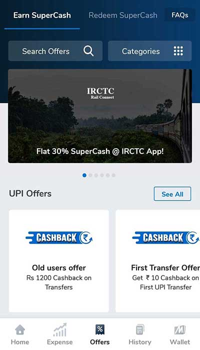 top cashback apps in india 2019